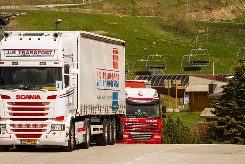 J&H Transport verzorgt ook uw Offshore transport