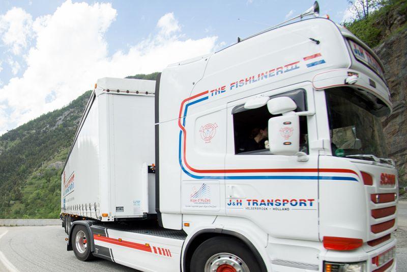 J&H Transport Velserbroek Europa
